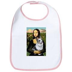 Mona's Corgi (Bl.M) Bib