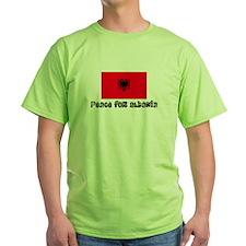 Peace for Albania T-Shirt