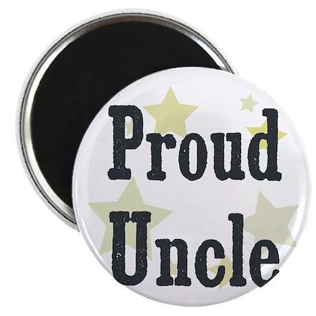 Proud Uncle Magnet