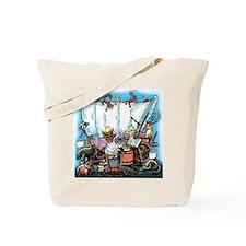 Cool Grilling Tote Bag