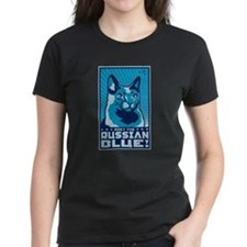Obey the Russian Blue! Tee