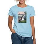 The Seine - Corgi (Bl.M) Women's Light T-Shirt