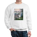 The Seine - Corgi (Bl.M) Sweatshirt