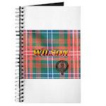 Wilson Tartan & Badge Journal