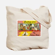 Greetings from Maine Tote Bag