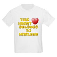 This Heart: Marlene (D) T-Shirt
