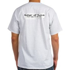 I'm The Man - Ash Grey T-Shirt