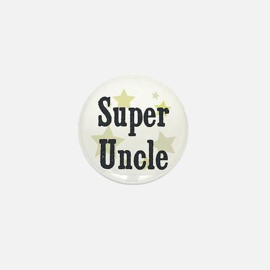 Super Uncle Mini Button