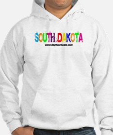 Colorful South Dakota Hoodie
