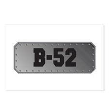 B-52 Aviation Postcards (Package of 8)