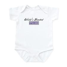 World's Greatest Tio Infant Bodysuit