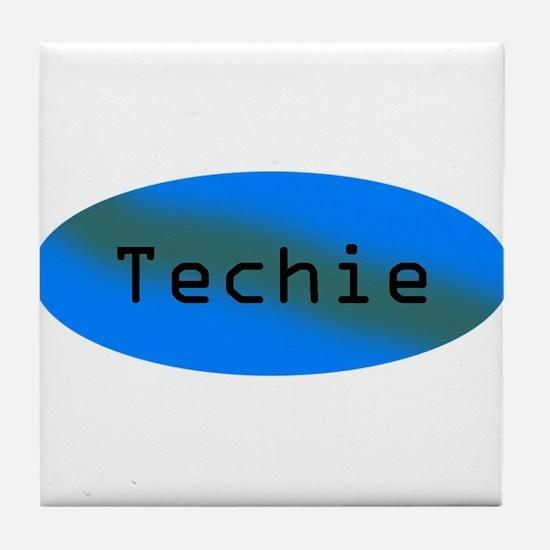Techie Tile Coaster