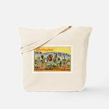 Greetings from Missouri Tote Bag