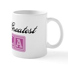 World's Greatest Lola Small Mug