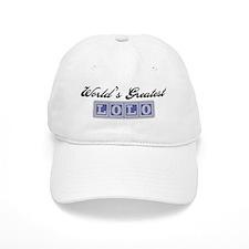 World's Greatest Lolo Baseball Cap