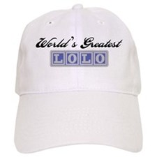 World's Greatest Lolo Cap