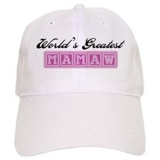World's Greatest Mamaw Baseball Cap