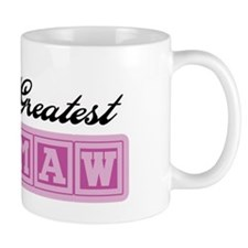 World's Greatest MawMaw Mug