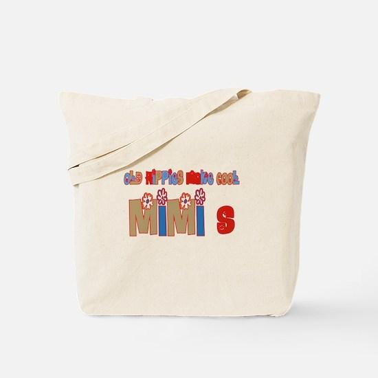 Click to view Hippie Mimi Tote Bag