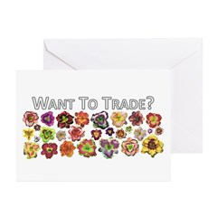 Want to trade daylilies? Greeting Cards (Pk of 20)