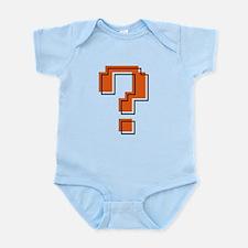 Question Mark Infant Bodysuit