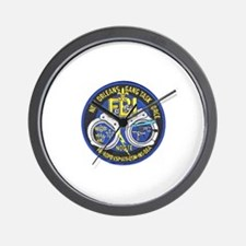 New Orleans Gang Task Force Wall Clock