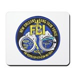 New Orleans Gang Task Force Mousepad