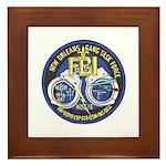 New Orleans Gang Task Force Framed Tile