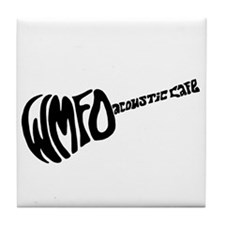 WMFO Acoustic Cafe Tile Coaster