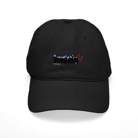 Snowshoeing Black Cap