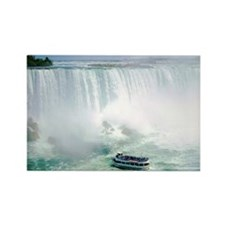 Maid of the Mist Rectangle Magnet