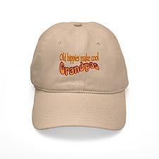 Hippie Grandpas Baseball Cap