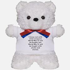 Funny Know Teddy Bear