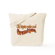 Hippie Grandpas Tote Bag