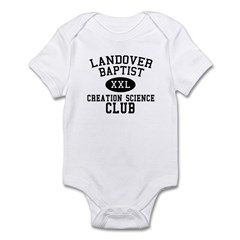 Creation Science Club Infant Creeper