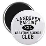 Creation Science Club Magnet