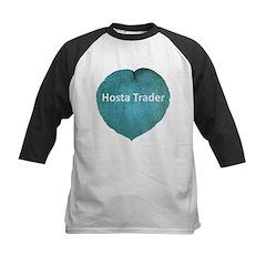 Hosta Trader Kids Baseball Jersey