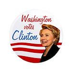Washington Votes Clinton Big 3.5