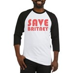 SAVE BRITNEY Baseball Jersey