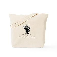 Dr. Nikola Tesla Tote Bag
