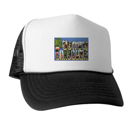 Greetings from North Carolina Trucker Hat