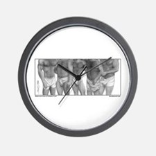 Bears and Cubs of Portland Wall Clock