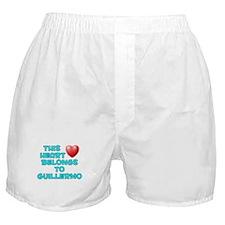 This Heart: Guillermo (E) Boxer Shorts