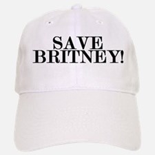 Save Britney! Baseball Baseball Cap
