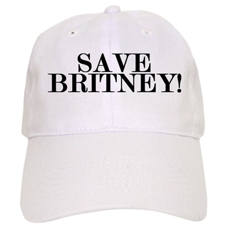 Save Britney! Cap