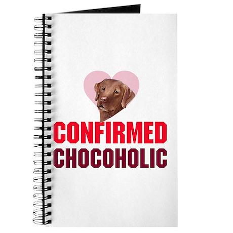 confirmed Chocoholic (choc La Journal