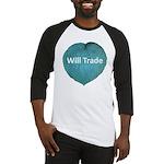 Will trade for hostas Baseball Jersey