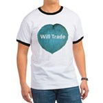 Will trade for hostas Ringer T