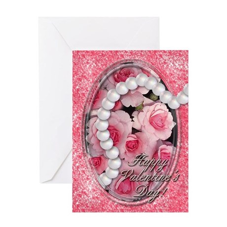 Valentine's Day Love Card (w/ envelope)