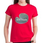 Will trade for hostas Women's Dark T-Shirt